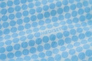 Slip mit Mediset-Beschichtung und Saugeinlage, MEDISET 28150 - Schichten