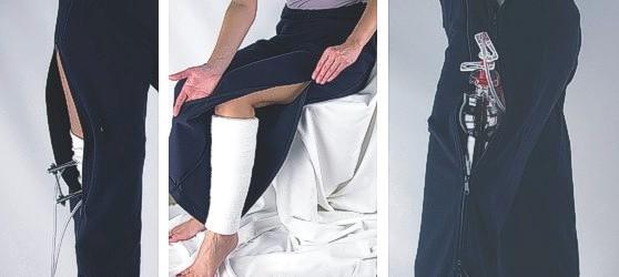 REHApant Stautz, Reha Hose / Pflegehose für Damen