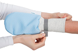 Suprima 4829 - Patienten-Schutzhandschuhe zum Schutz vor Kratzen und nesteln