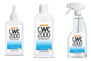 Ultrana CWC 2000 - Geruchsvernichter und Desinfektionskonzentrat Sortiment