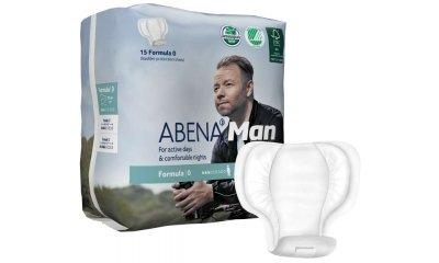 Abena Man Formula 0, Slipeinlagen für Männer, 15 Stück