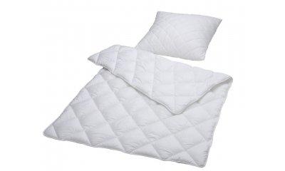 Bettwaren-Set suprima 3810, Kissen und Steppdecke