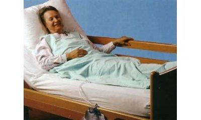 Pflegeschlafsack Cilly für Patienten, 90 cm breit
