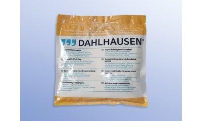 Dahlhausen Waschhauben - Shampoo und Spülung, 20 Stück