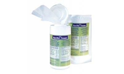 Desinfektionstücher Bacillol Tissues, Nachfüllpack 100 Stück