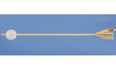 UROSID® Latex Blasenkatheter Nelaton, dreiläufig, 10 Stück
