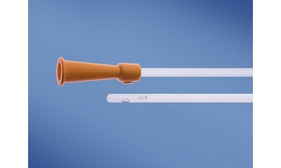 Frauen-Einmalkatheter, distal geschlossen, 100 Stück
