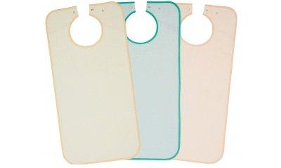 Latz, Ess-Schürze suprima 5580, Frottee, diverse Farben