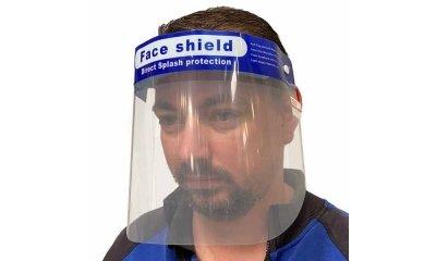 Face Shield Anti-Fog, Gesichtsschutz-Visier, 1 Stück