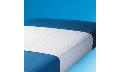 Polyester-Bettunterlage mit Seitenteilen, 170 x 75 cm
