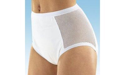 PU-Inkontinenz-Slip suprima 1215, Schlupfform, in weiß