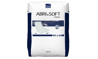 Krankenunterlagen Abri Soft CLASSIC 40 x 60 cm, 60 Stück