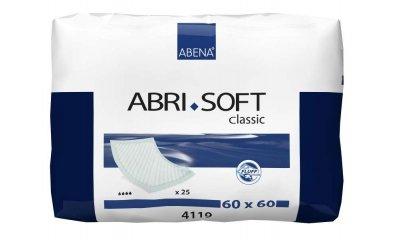 Krankenunterlagen Abri Soft CLASSIC 60 x 60 cm, 25 Stück