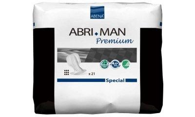 Abri Man Special Premium, Vorlage für Männer, 21 Stück