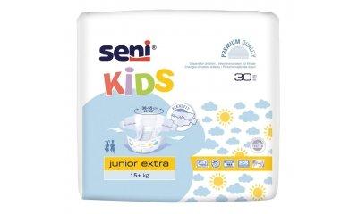 Kinderwindeln Seni KIDS Junior Extra, 15-30 kg, 150 Stück