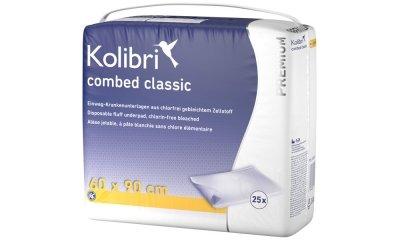 Kolibri combed premium classic 60 x 90 cm, 100 Stück