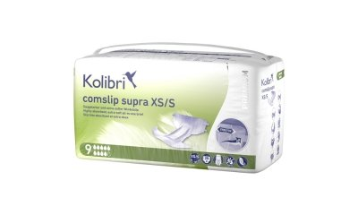 Kolibri comslip premium supra, Größe XS/S, 28 Stück