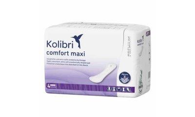 Kolibri Comfort Premium MAXI Einlagen, 28 Stück