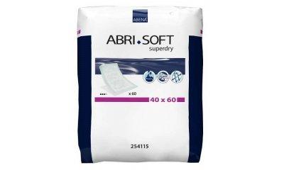 Krankenunterlagen Abri Soft SUPERDRY 40 x 60 cm, 60 Stück