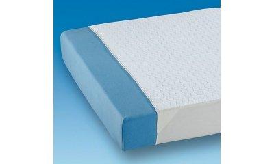 Mehrfachbettauflage suprima 3100, mit Seitenteilen, 75x160