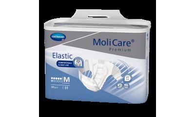 MoliCare Premium Elastic 6 Tropfen Gr. M - 1652721