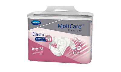 MoliCare Premium Elastic 7 Tropfen Gr. M, 90 Stück