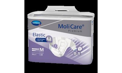 MoliCare Premium Elastic 8 Tropfen Gr. M, 78 Stück