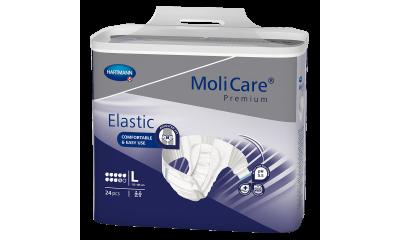 MoliCare Premium Elastic 9 Tropfen Gr. L - 1655731