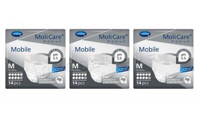 MoliCare® Premium Mobile 10 Tropfen, Gr. M - 9158780
