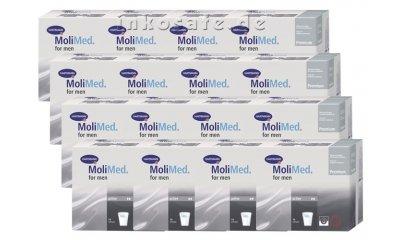 MoliMed for men active, Slipeinlagen für Männer, 168 Stück