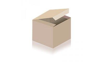 PVC-Kissenbezug, 80x80 cm, blau-transparent