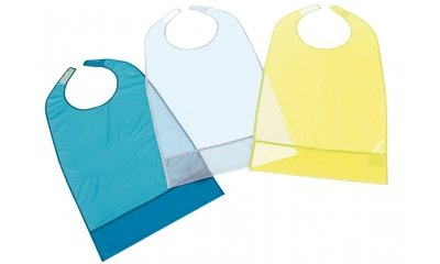 PVC-Ess-Schürze suprima 5083, mit Auffang, diverse Farben