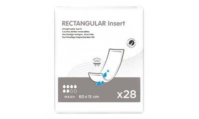Rectangular Insert Maxi+, Rechteckvorlagen ohne Folie, 112 S