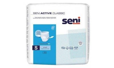 Seni Active Classic Small, Inkontinenzslip, 30 Stück
