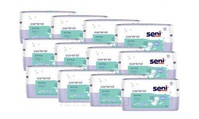 Seni Control EXTRA Inkontinenzeinlagen, 180 Stück