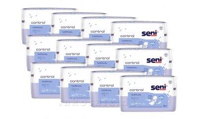 Seni Control NORMAL Inkontinenzeinlagen, 180 Stück