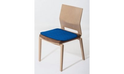 Anti-Rutsch-Sitzauflage suprima 3704, blau, 40 x 50 cm