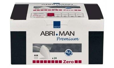 Abri Man Zero Premium, Slipeinlagen für Männer, 24 Stück