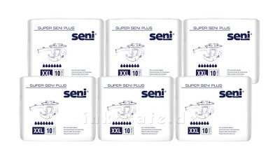 Super Seni Plus XXL, Adipositas Windeln, 60 Stück