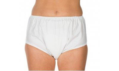 PVC-Slip suprima 1205, Inkontinenz-Schutzhose, weiß