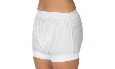 PVC-Hose suprima 1218, Inkontinenzslip, Schlupfform, weiß 36 (Hüftumfang 90 bis 92 cm)