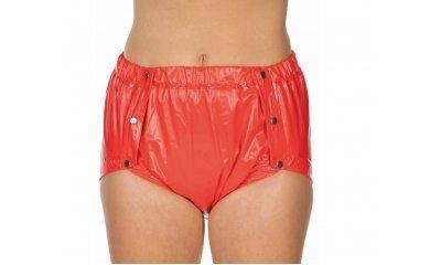 PVC-Slip seitlich knöpfbar, Taille verstellbar, suprima 9649