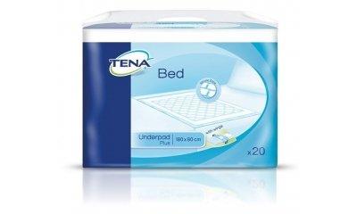 Tena Bed Plus Wings, Krankenunterlagen mit Flügel, 80 Stück