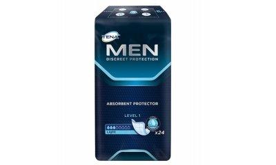TENA Men Level1, Männer Inkontinenzeinlagen, 24 Stück
