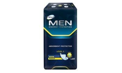 TENA Men Level2, Männer Inkontinenzeinlagen, 20 Stück