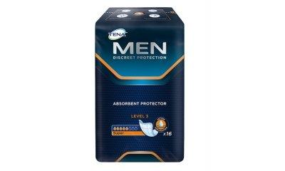 TENA Men Level3, Männer Inkontinenzeinlagen, 16 Stück