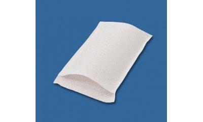 Waschhandschuhe Ultra-Soft Asid Bonz, Weiß, 50 Stück