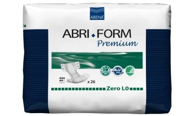 Abri Form Premium L0, Windelhosen, SV 2.000 ml, 26 Stück