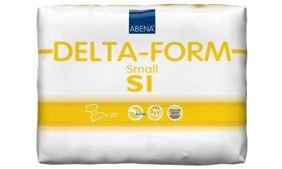 Delta-Form S1, atmungsaktive Windeln, 20 Stück