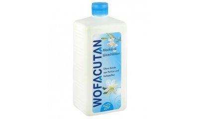 Wofacutan medicinal Waschlotion, 1 Flasche a 1 Liter